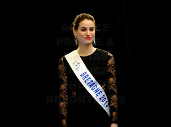 Election de Miss Bretagne 2014