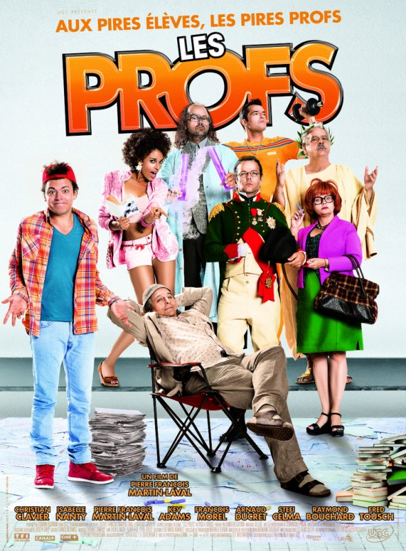 Les Profs Film du moment 2013 !!