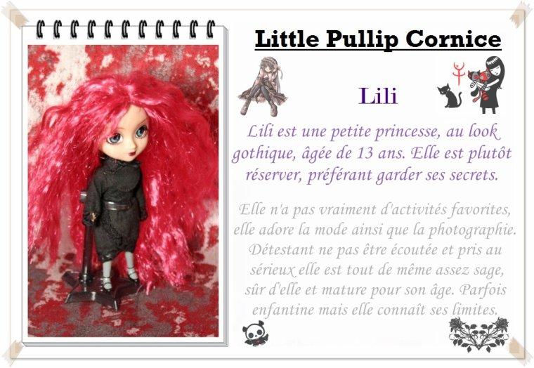 ~ Présentation Little Pullip ~
