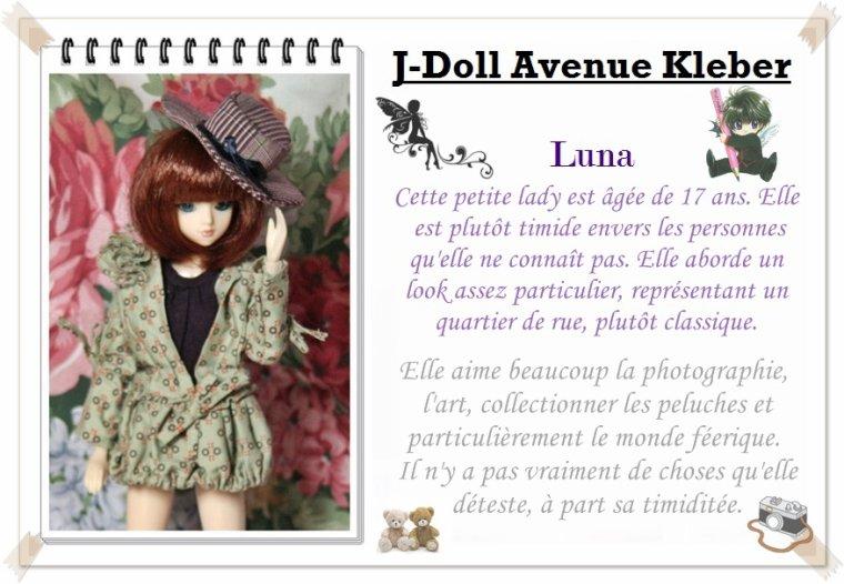 ~ Présentation J-Doll ~