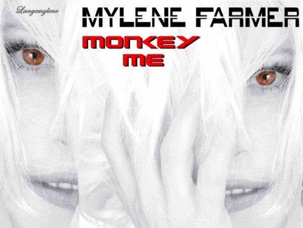 Confirmation et visuel pour l'album Monkey Me ♥