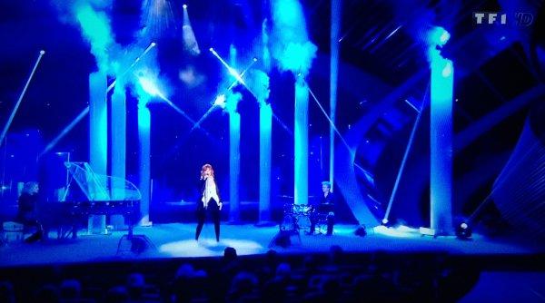 Mylène aux Nrj Music Awards le 26 Janvier 2013
