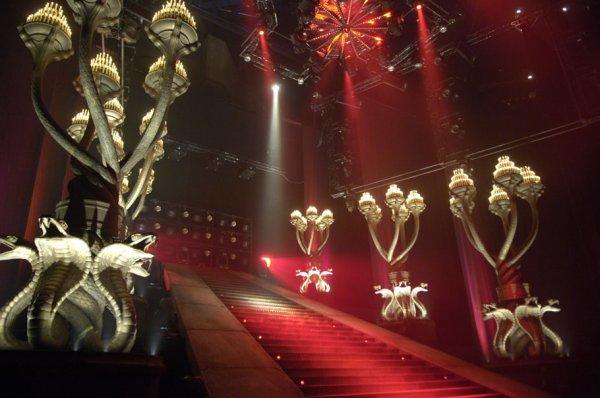 Timeless 2013, décor ? Costumes ? Mise en scène ? Vos idées...