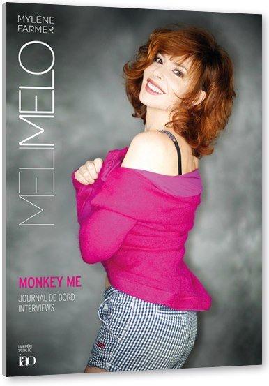 Nouveau IAO Monkey Me MELI MELO