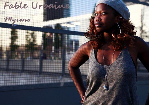Fable Urbaine - mon 1er album disponible sur toutes les plateformes de téléchargement légal