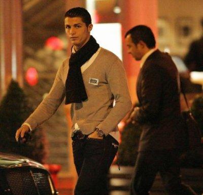 Cristiano le footballeur portugais le mieux payer