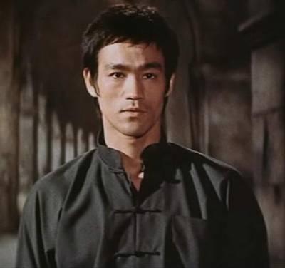 Hommage à Bruce Lee ...