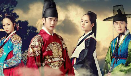 94) kdrama The moon That embraces the Sun