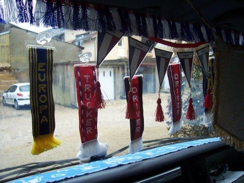 Decoration Interieur Camion
