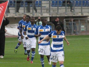 entrainement 28 avril & Match ESTAC - Nimes