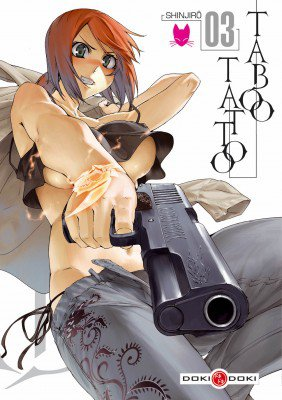 VOLUME 3  TABOO TATTOO