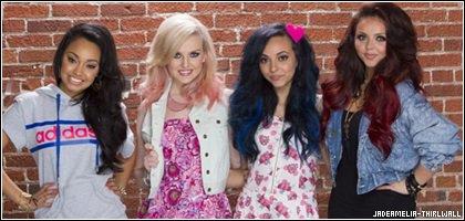 May 22nd :Voici un photoshoot récent des Little Mix fait avec Bop & Tigerbeat Magazine.