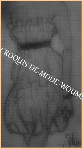 #Croquis 1#