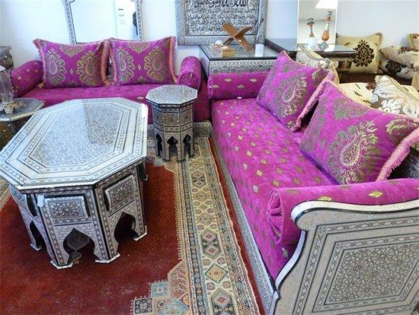 salon marocain beldi tissemoderne4290