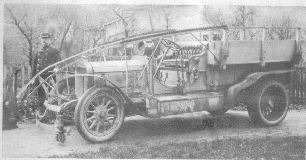 véhicule  coupe fil de fer