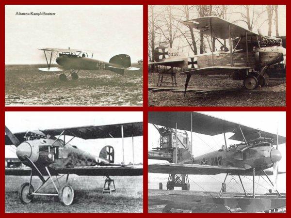 Albatros J-1