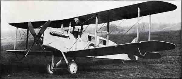 Airco DH 4