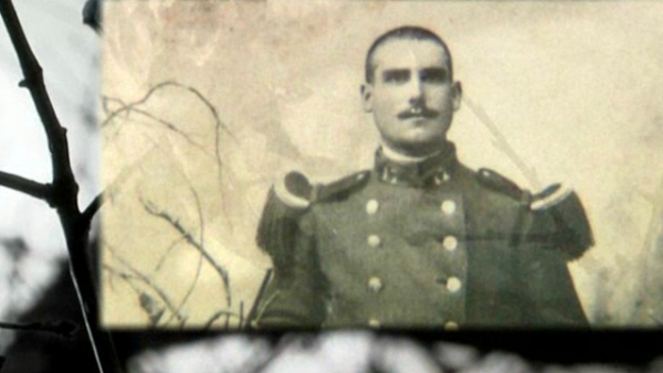 soldat fusillé pour l'exemple