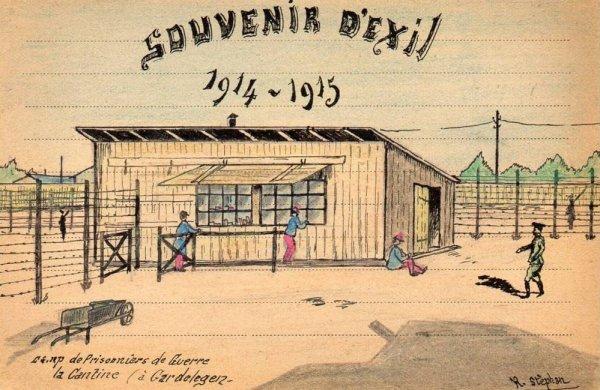 Le camp de prisonniers de Gardelegen