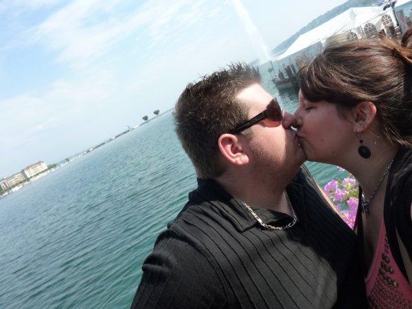 Cinq Ans et un mois que je te supporte -lol- que je t'aime