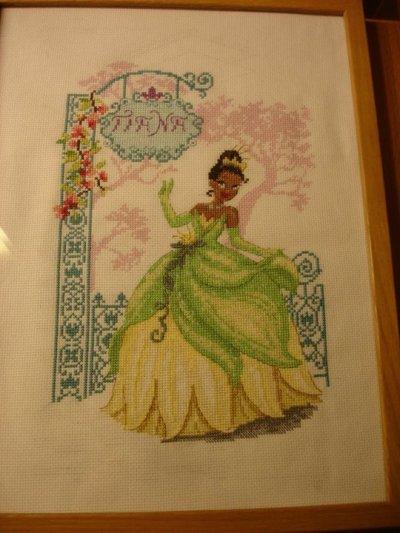 la princesse et la grenouille (1)