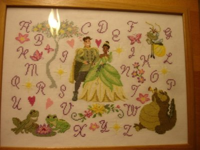 La princesse et la grenouille (2)