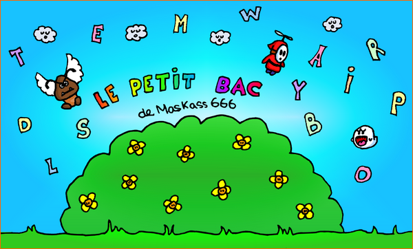 Le petit Bac(by Maskass666)
