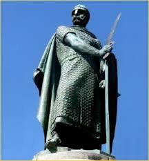 Satinés Nuno Faria a caminho do Rei. D. Afonso Henriques.