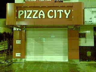 pizza city de reghaia