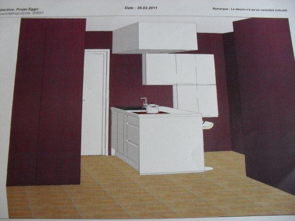 Plan de la cuisine 2