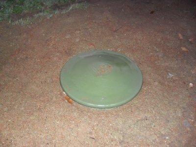 Citerne à gaz enterrée