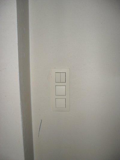 Fin de l'installation électrique