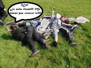 "GN 24 Mars 2012 avec le groupe "" Trolls de Farfadets"""