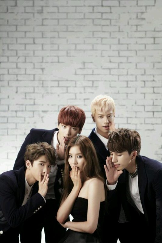 HIGH4, Lim Kim ,A Little Close