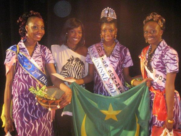 Coumba Kamara est la miss soninké france 2011