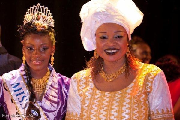 Coumba Kamara nouvelle reine de beauté 2011
