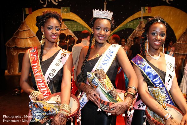 Kadjidia Soumaré est la miss soninké france 2012
