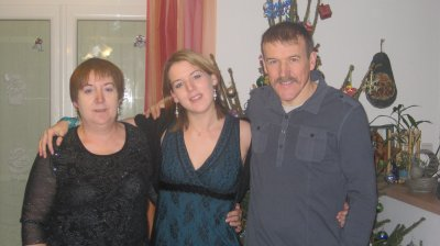 mes parents et moi