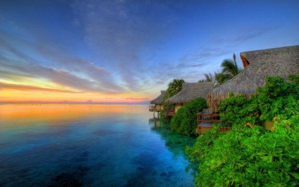 un coin de paradis !