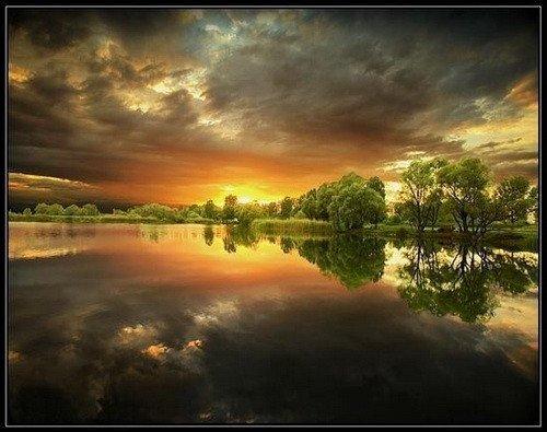 trop beau ce paysage  !