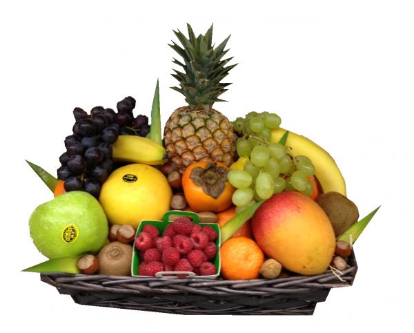 cinq fruits par jour mdr !