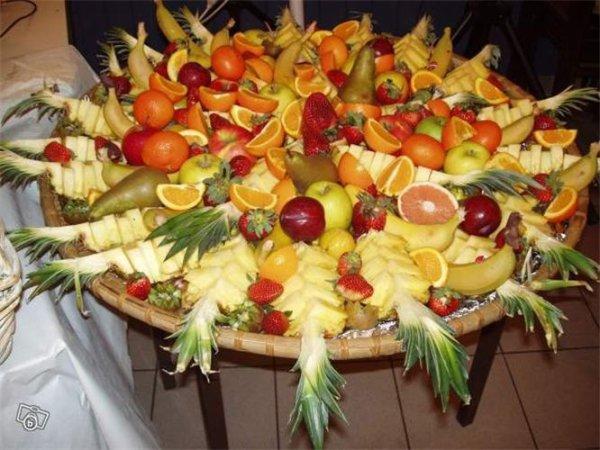et encore des fruits mdr !
