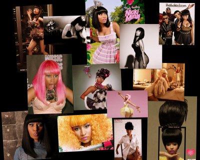 1 -- Nicki Minaj