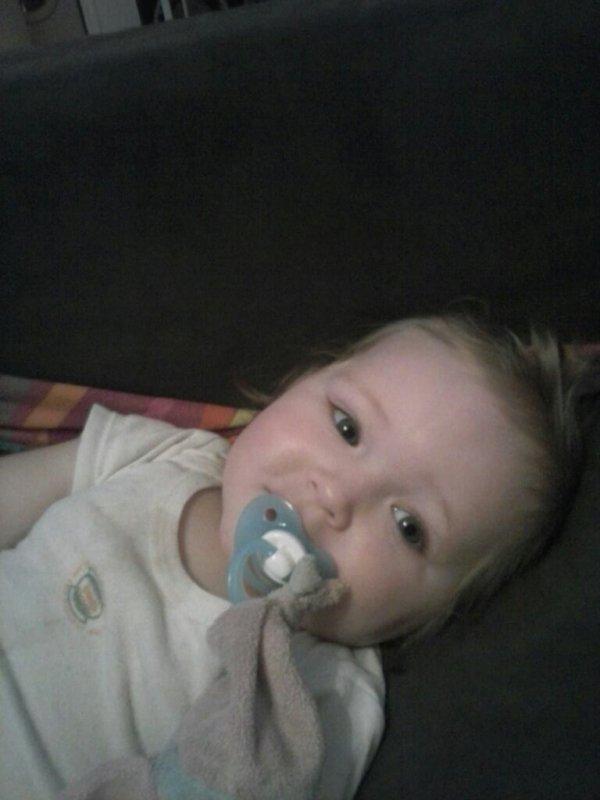 Ma fille lyllia