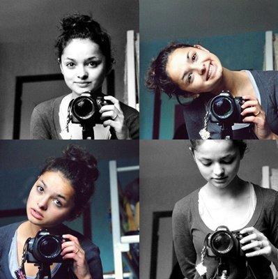 L'amour, c'est comme la photographie... ça se développe dans le noir...