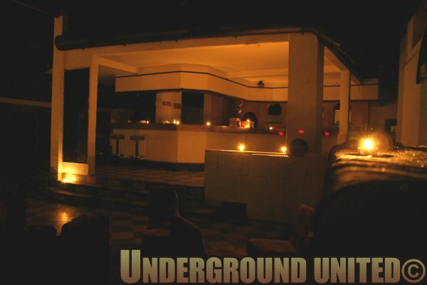 UNDERGROUND-UNITED / Octobre 2010