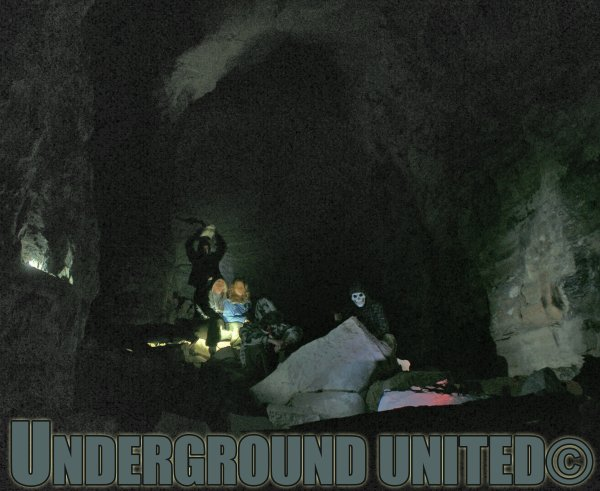 Carrieres - Underground-United - 2010