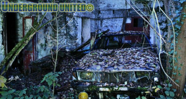 Rebelion Natural - Car'Z - Underground-United - Abandonned