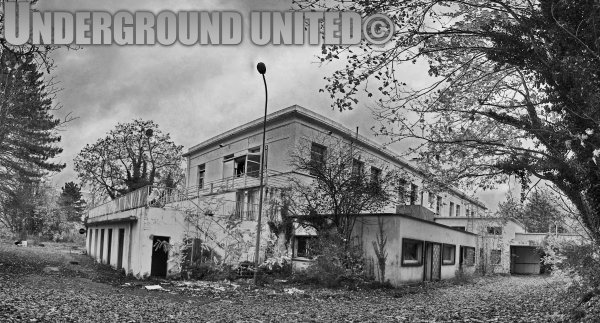 Building Abandonned - Underground-United