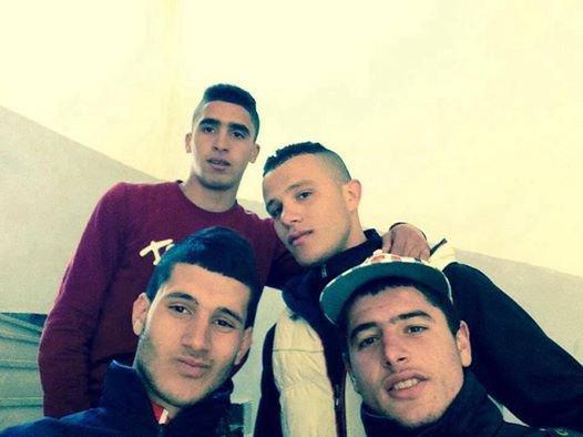 moi avec les amis  ♥♥♥